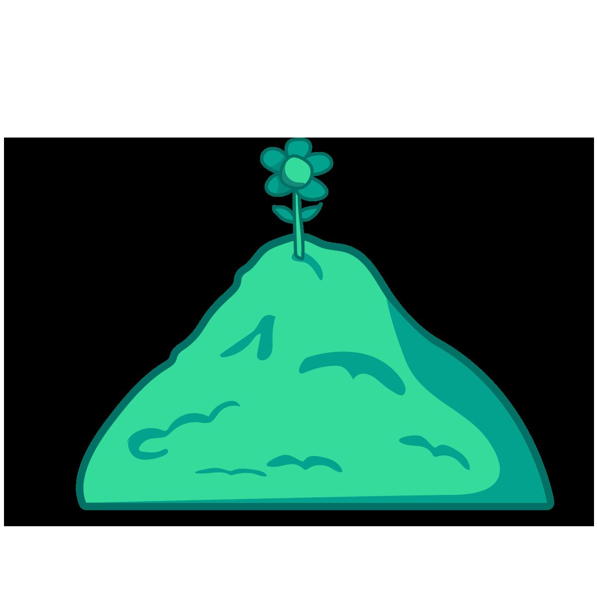 Compost Pile Icon