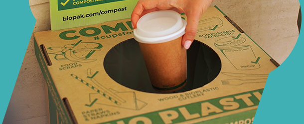 Find Compostable Packaging