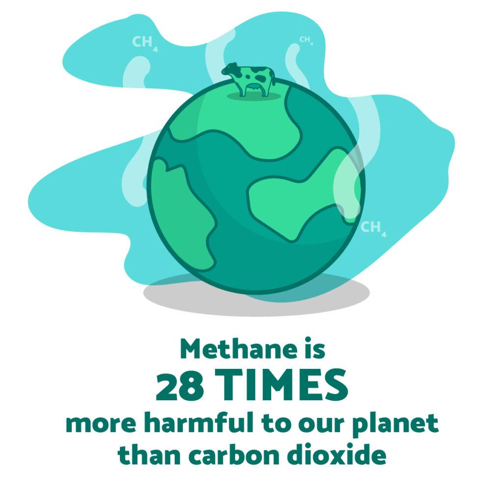 Methane On Earth Icon